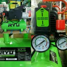 BEST SELLER - MESIN KOMPRESOR RYU RCP 75 / MESIN KOMPRESOR RYU 0.75 HP