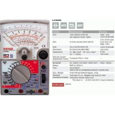 BEST SELLER - ORIGINAL - Analog Multimeter Sanwa Cx506a CX-506A