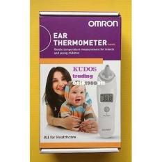 BEST SELLER - ORIGINAL - Omron TH839S - Termometer Telinga - TH-839S
