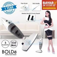 Jual Cepat Bisa Bayar Di Tempat Bolde Super Hoover Vacuum Vacum Cleaner Vakum Penyedot Penghisap Pembersih Debu Grey T Original