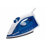Jual Black Decker Seterika Uap Steam Iron Aj 2000 Biru Ori