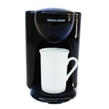 Black And Decker Dcm25 B1 Personal Coffee Maker Black Decker Diskon