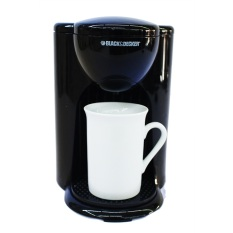 Jual Black And Decker Dcm25 B1 Personal Coffee Maker Ori