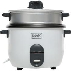 Jual Black Decker Automatic Rice Cooker Rc1860 Garansi Resmi Black Decker Putih Online Dki Jakarta