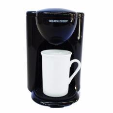 Beli Black Decker Coffe Maker 1 Gelas Dcm25 B1 Cicilan