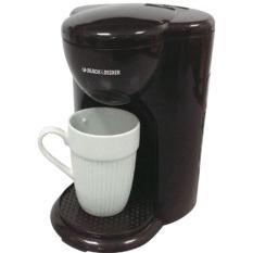 Black+Decker Coffee Maker 1 Cup 330 Watt - DCM25B1