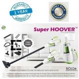 Review Terbaik Bolde Big Promo Super Hoover Vacuum Cleaner Germany Alat Penyedot Vacum Vakum Debu Abu Putih Hijau