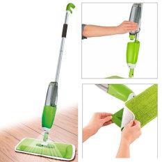 Spray Mop - Alat Pel Lantai Semprot - Hijau