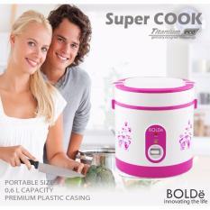 Bolde Super Cook Titanium ECO - Pink