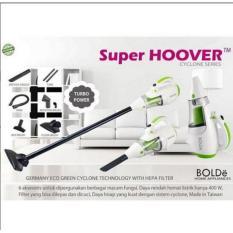 Beli Bolde Super Hoover Vacuum Cleaner Alat Penyedot Vacum Vakum Debu Abu Putih Hijau Dengan Kartu Kredit