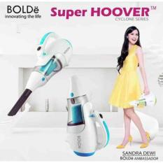 Harga Kiozorenz Bolde Vacuum Cleaner Super Hoover Bolde Original Penyedot Debu Cylone Vacum Cleaner 2 In 1 Biru Yg Bagus