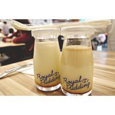 Botol Jar Toples Kaca Puding / Selai / Susu / Yoghurt - 36Aca6
