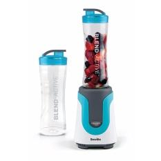 Review Tentang Breville Vbl136 Blend Active Personal Sport Blender 300 W Blue