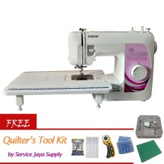 Beli Brother Gs 2500Le Free Sjs Quilter S Tool Kit Terbaru