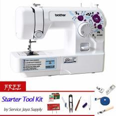Jual Brother Ja 1400 Mesin Jahit Portable Free Sjs Starter Kit Brother