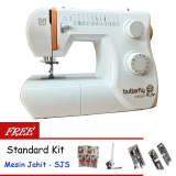 Review Butterfly Jh 5832A Mesin Jahit Portable Gratis Starter Sjs Kit Terbaru