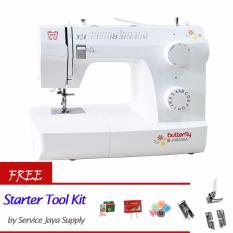 Harga Butterfly Jh 8530A Mesin Jahit Portable Free Starter Sjs Tool Kit Paling Murah