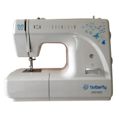 Butterfly - Mesin Jahit Portable Butterfly Jh 8190s