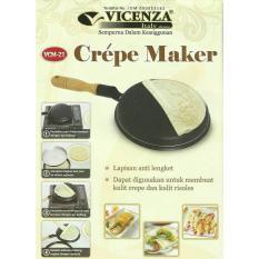 Cetakan Crepes Vicenza Vcm21 - 7C3797