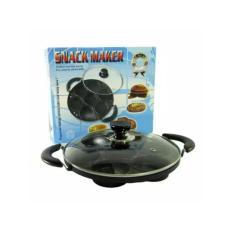 Spesifikasi Cetakan Martabak Mini Snack Maker 7 Lubang Bonus Buku Rese Dan Harga