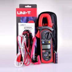 Clamp Meter AC/DC ( Tang Ampere ) Uni-T UT-204A Thermometer Capasitor