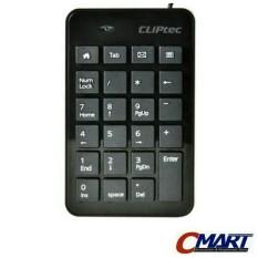 CLiPtec RAPID USB 2.0 Numeric Keypad - RZK231