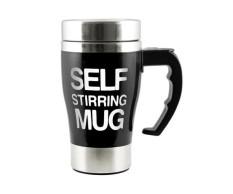 Spesifikasi Coffee Self Stirring Big Coffee Mug Pengaduk Kopi Otomatis Hitam Terbaru
