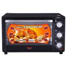 Toko Cosmos Bbq Rotisserie Oven 26 Liter 800 Watt Co9926Rcg Murah Indonesia