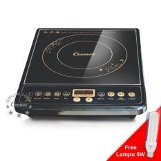 Cosmos CIC-996 - Induction / Kompor Induksi (Free Steam Pot)