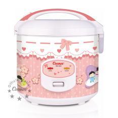 Diskon Cosmos Crj 3232 Rice Cooker 1 8 L Pink Cosmos Dki Jakarta