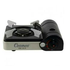 Cosmos Kompor Gas Travel Portable 1 Tungku Cgc 121 P Cgc121p Cgc 121P - 655Cbe