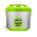 Toko Cosmos Rice Cooker Magic Com Magic Jar Penanak Nasi 2 Liter Digital 5 Fungsi Crj2301D Dekat Sini