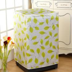 Cover Mesin Cuci - Model A, 1 Tabung Buka Atas - Bahan Satin, Tebal, Anti Air, Anti Panas