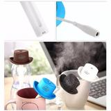 Jual Cowboy Cap Usb Aromatherapy Humidifier Black Branded Murah