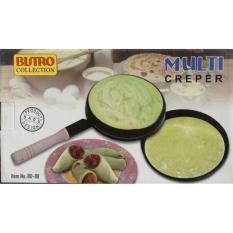 Crepe Pan Bistro / Multi Creper Pan Bistro / Wajan Kwalik Bistro - E6e5bd