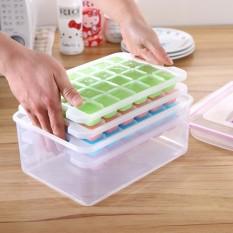 Cstore Keselamatan Kulkas Es Bahan Kesehatan dengan Tutup Kecil Ice Box-Intl