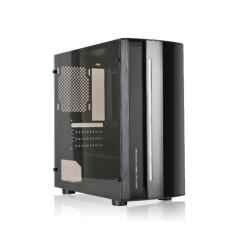 CUBE GAMING NOBS Black - M ATX - RGB Led Bar - Full Acrylic Window