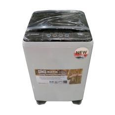 Beli Daewoo Mesin Cuci Top Loading Dwf807Elc 7 Kg Abu Abu Nyicil