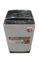Beli Daewoo Mesin Cuci Top Loading Dwf807Elc 7 Kg Abu Abu Khusus Jadetabek