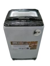 Daewoo Mesin Cuci Top Loading DWF918ELC 8 Kg – Abu abu – Khusus Jadetabek