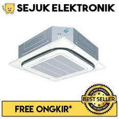 Daikin FCNQ26MV14 + RNQ26MY14 AC Cassette 3 PK Standard 3 Phase Remote Wireless (JADETABEK ONLY)