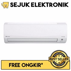Daikin FTKC25QV AC Split 1 PK Inverter Smile Thailand - Putih (Khusus JAKARTA)