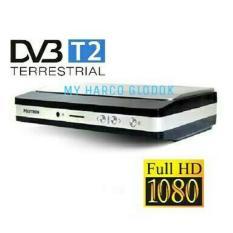 Dekoder Set Top Box Tv Digital Dvbt2 Polytron - 5E9aea