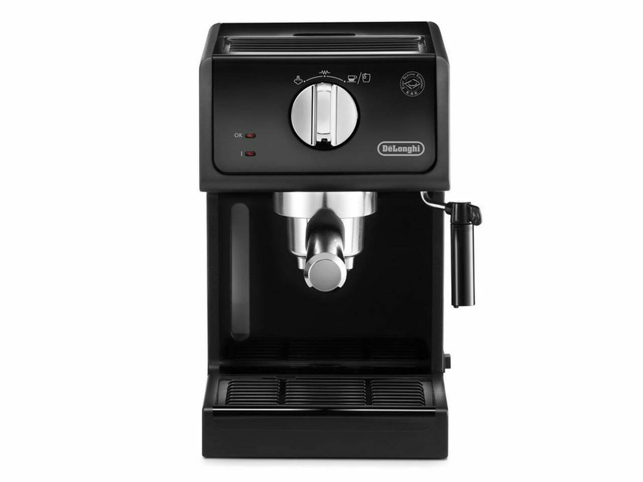 Jumlah Filter 3 Delonghi Coffe Maker ECP 31.21 - Hitam
