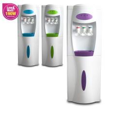 Denpoo DDK1105(Electro) Dispenser Low Watt + Storage Cabinet - KHUSUS JABODETABEK