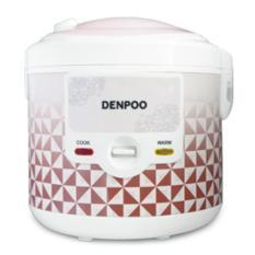 Denpoo DMJ-89 Rice Cooker, Penanak Nasi,Magic com,Magic jar Serba Guna - Putih