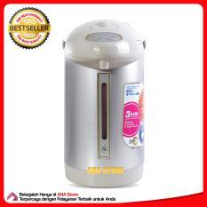 Toko Denpoo Electro Thermos Pot Termos Listrik 3 Liter Dep 831Vt Silver Banten