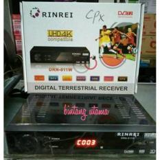 Digital Terestrial Receiver Rinrei Drn-511W/Set Top Box-Kualitas Ok - 35Bad7