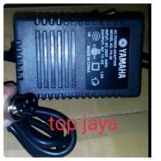 Dijual Adaptor Yamaha Mixer Tipe MG82CX  MG124CX  MG166CX  MG10XU  17V 1 2A Diskon