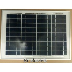 Dijual HARGA PROMO Solar Panel Surya Solar Cell Solarland 10 Wp Poly Limited